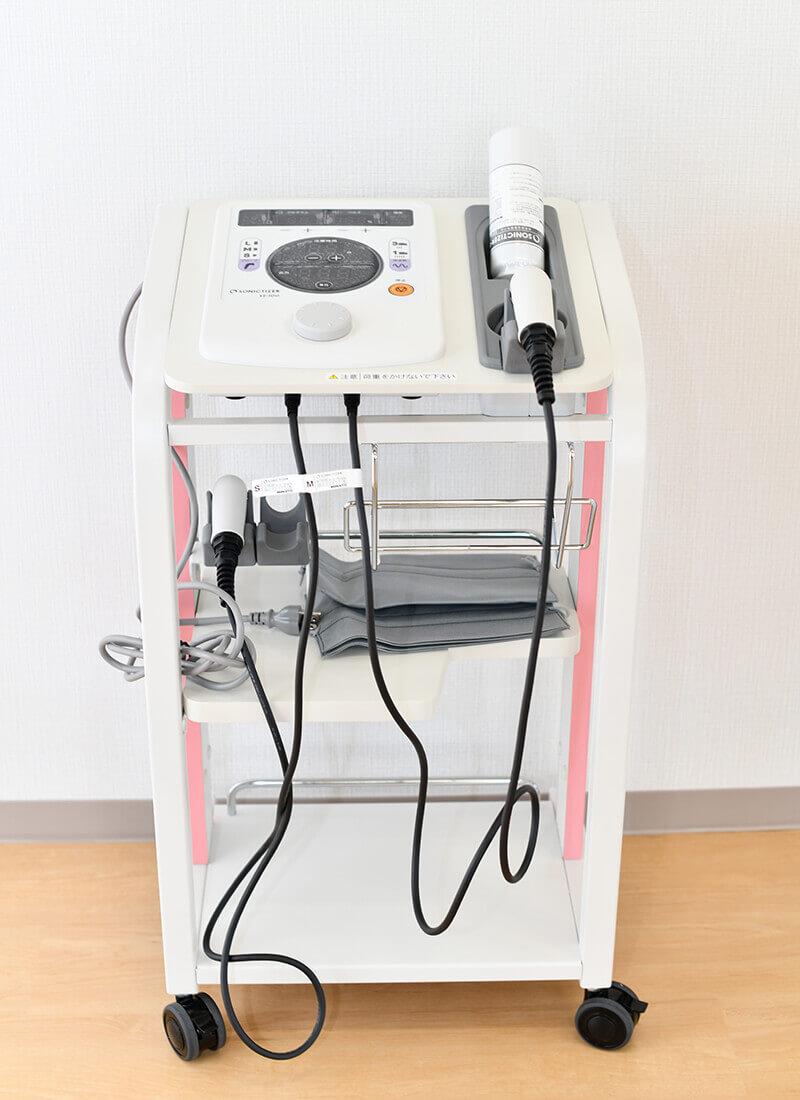 超音波治療器